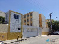 Apartamento residencial para locação, Jacarecanga, Fortaleza.