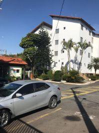 Apartamento residencial para locação, Altos da Raposo, Granja Viana, Cotia.