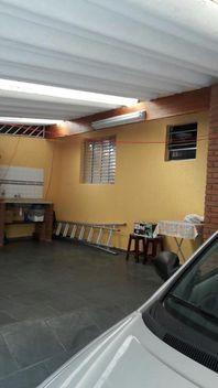 Casa residencial à venda, Vila Guarani, Santo André - CA2818.