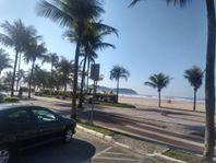 Apartamento residencial à venda, Vila Guilhermina, Praia Grande - AP1356.