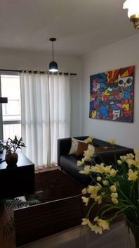 Apartamento Condomínio Fechado Centro de Cotia