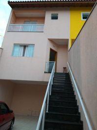 Sobrado com 3 dormitórios à venda, 200 m² por R$ 600.000 - Jardim Vera Cruz - São Bernardo do Campo/SP