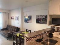 Apartamento para locação, 2 quartos, Mobiliado, Beach Class, Com Internet / TV a Cabo