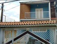 Sobrado residencial para venda e locação, Jardim São Francisco, Guarulhos.