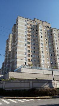 Apartamento com 3 dormitórios à venda, 55 m² por R$ 274.900 - Jardim Borborema - São Bernardo do Campo/SP