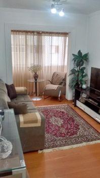 Apartamento residencial à venda, Vila Gilda, Santo André - AP8811.