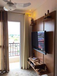 Apartamento residencial à venda, Residencial Bosque dos Ipês, São José dos Campos.