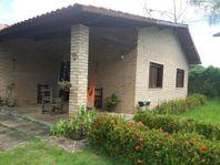 Casa residencial para venda e locação, Tamatanduba, Eusébio - CA2001.