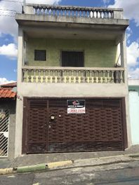 Sobrado residencial à venda, Vila Marieta, São Paulo - SO2189.