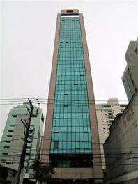 Conjunto comercial para locação, Vila Nova Conceição, São Paulo.