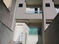 Sobrado residencial à venda, Jardim Brasília (Zona Leste), São Paulo.