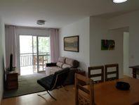 Apartamento com 3 dormitórios para alugar, 90 m² por R$ 3.700/mês - Vila São Silvestre - São Paulo/SP