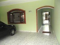 Sobrado residencial à venda, Jardim Sul, São José dos Campos.