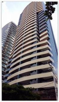 Ed. Castelo di Nápoli, 198 m², 4 Suítes, 3 Vagas de garagens, Umarizal, Belém-Pará