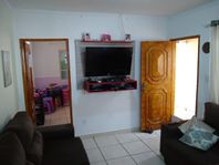 Casa com 2 dormitórios à venda, 75 m² por R$ 298.000 - Bosque dos Eucaliptos - São José dos Campos/SP