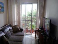 Apartamento à venda no Sacomã