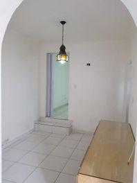 Casa com 1 dormitório para alugar, 40 m² por R$ 1.200,00/mês - Jardim da Glória - São Paulo/SP