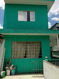 Sobrado residencial à venda, Vila Nhocune, São Paulo - SO2738.