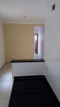 Cobertura residencial à venda, Vila Scarpelli, Santo André - CO0409.