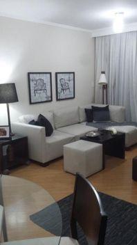 Apartamento residencial à venda,Tatuapé, São Paulo.