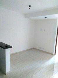 Apartamento residencial à venda, Vila Scarpelli, Santo André.