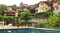 Casa com 2 dormitórios para alugar, 100 m² por R$ 3.300/mês - Itaquanduba - Ilhabela/SP