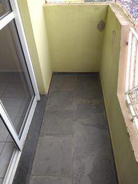 Apartamento com 3 dormitórios para alugar, 69 m² por R$ 1.500/mês - Parque Erasmo Assunção - Santo André/SP