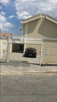 Sobrado residencial à venda, Jardim Nossa Senhora do Carmo, São Paulo - SO2328.