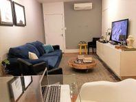 Apartamento com 3 dormitórios para alugar, 100 m² por R$ 4.000/mês - Cerqueira César - São Paulo/SP