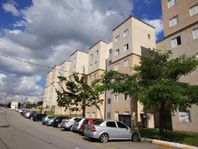 Apartamento residencial à venda, Jardim Petrópolis, Cotia - AP1599.