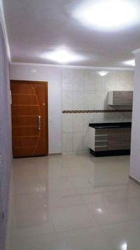 Apartamento Sem Condomínio residencial à venda, Vila Pires, Santo André.