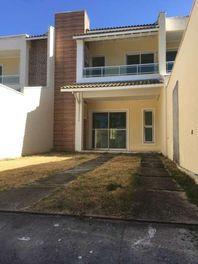 Casa com 3 dormitórios à venda, 133 m² por R$ 260.000,00 - Guaribas - Eusébio/CE