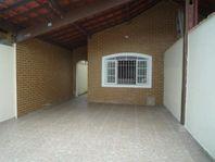 Casa com 3 dormitórios à venda, 140 m² por R$ 355.000 - Balneário Maracanã - Praia Grande/SP