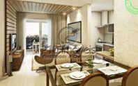 Apartamento de 02 dormitorios 64m2 na Chacara Santo Antonio