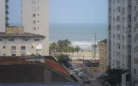 Aparamento de 2 dormitórios à venda na Vila Guilhermina - Praia Grande