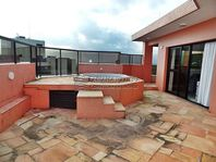 Cobertura em Riviera, M6, 193 m², 4 dormitórios