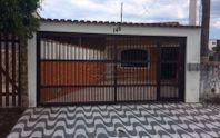 Casa geminada, 2 dormitórios, 1 suíte - Vila Balneária