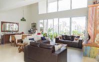 Apartamento Pé Direto Duplo 04 Suites 04 Vagas 186m2 no Panamby Morumbi