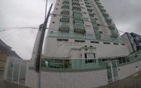 apartamento no Canto do Forte em Praia Grande com 2 dormitórios