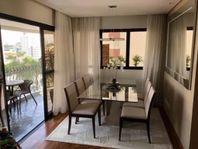Apartamento à venda com 105m² em Moema