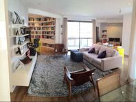 Apartamento para venda e locação com 273m², Vila Nova Conceição SP;