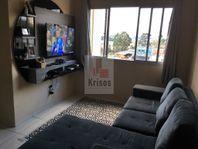 Ótimo apartamento com 2 dormitórios sala p/ 2 ambientes banheiro colpeto garagem demarcda coberta