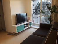 Apartamento com  2 dormitórios e 1 vaga