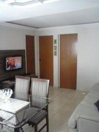 Apartamento com 2 quartos e Vagas, São Bernardo do Campo, Demarchi, por R$ 218.000