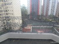 Apartamento com 3 quartos e Sala jantar na Rua Sousa Reis, São Paulo, Butantã, por R$ 1.850