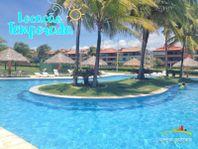 Apartamento 2 Quartos no Aquaville Resort, Locação Temporada