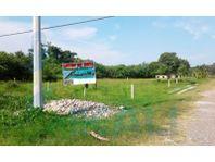 terreno en venta 1351 m² carretera a Tamiahua Tuxpan Veracruz, Banderas