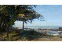 Venta terreno 2921 m² ubicado playa de Tuxpan Veracruz, La Barra Norte