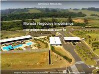 TERRENO RESIDENCIAL em Piracicaba - SP, Alphaville
