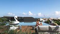 Penthouse de 3 Recámaras en Venta en Coco Beach, Playa Del Carmen